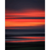 Print - Abstract Irish Sunrise 7 - James A. Truett - Moods of Ireland - Irish Art