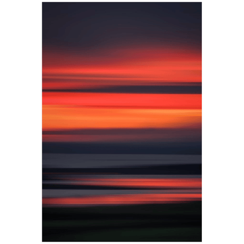 Poster Print - Abstract Irish Sunrise 7 Poster Print Moods of Ireland 20x30 inch