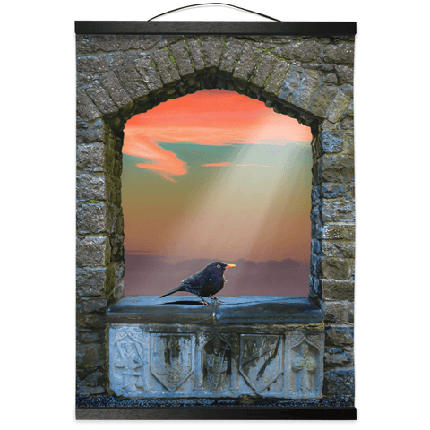 Wall Hanging - Resurrection - James A. Truett - Moods of Ireland - Irish Art