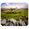 Mousepad - Ruins of Carran Church, in the Burren, County Clare - James A. Truett - Moods of Ireland - Irish Art