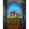Print - Ireland's Rock of Cashel National Monument, County Tipperary Poster Print Moods of Ireland 8x10 inch
