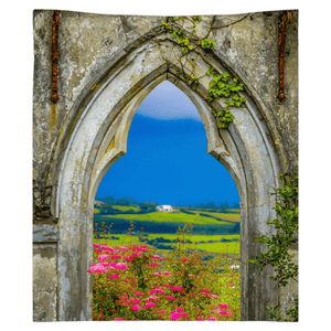 Wall Tapestry - County Clare Vista Wall Tapestry Moods of Ireland 51x60 inch