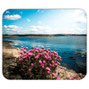 Mousepad - Sea Pinks along Ireland's Shannon Estuary - James A. Truett - Moods of Ireland - Irish Art