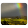 Mousepad - Vibrant Rainbow over County Clare Countryside - James A. Truett - Moods of Ireland - Irish Art