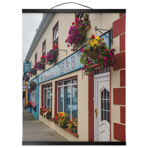 Wall Hanging - Fallon's B&B, Kinvara, County Galway - James A. Truett - Moods of Ireland - Irish Art