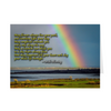 Folded Note Cards - Irish Blessings - Rainbow - James A. Truett - Moods of Ireland - Irish Art