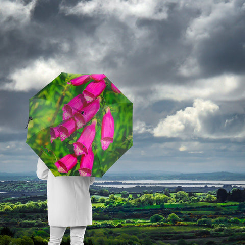 Image of Umbrellas - Irish Faerie Thimbles (Foxglove) Umbrella Moods of Ireland