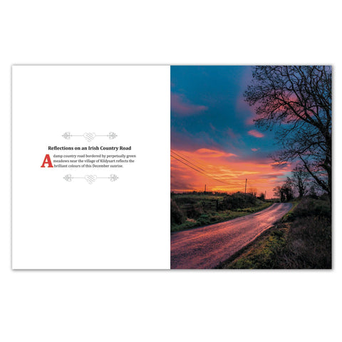 Coffee Table Book: Sunrises of County Clare, Mystical Moods of Ireland, Vol. VII Book Moods of Ireland