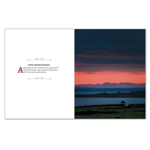 Image of Coffee Table Book: Sunrises of County Clare, Mystical Moods of Ireland, Vol. VII Book Moods of Ireland