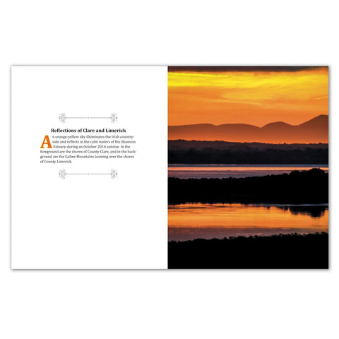 Coffee Table Book: Sunrises of County Clare, Mystical Moods of Ireland, Vol. VII - James A. Truett - Moods of Ireland - Irish Art
