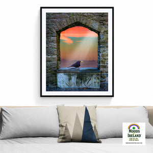 "Print - ""Resurrection"" - James A. Truett - Moods of Ireland - Irish Art"