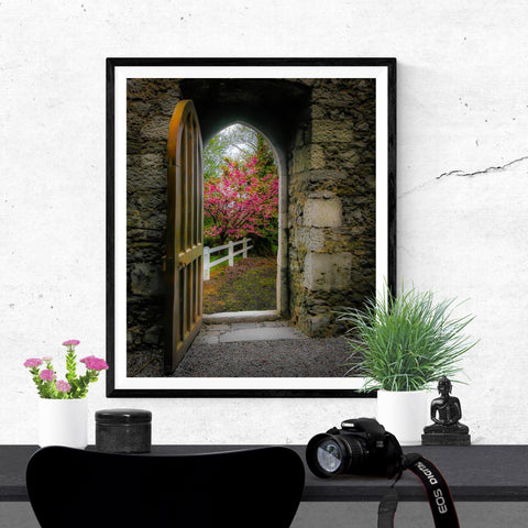 Image of Print - Into Irish Spring Poster Print Moods of Ireland