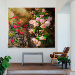 Tapestry - Irish Roses Tapestry Moods of Ireland