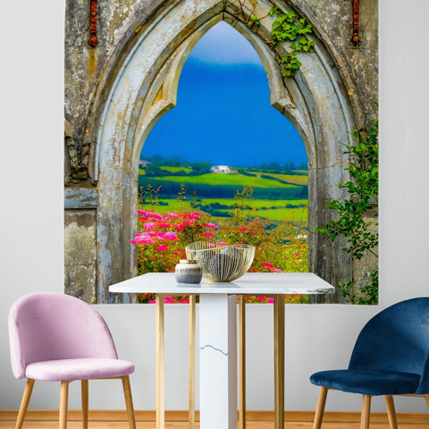 Image of Wall Tapestry - County Clare Vista - James A. Truett - Moods of Ireland - Irish Art