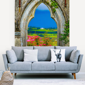 Wall Tapestry - County Clare Vista Wall Tapestry Moods of Ireland