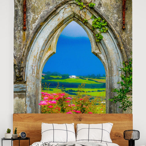 Image of Wall Tapestry - County Clare Vista Wall Tapestry Moods of Ireland