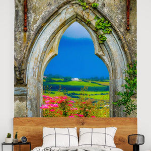 Wall Tapestry - County Clare Vista - James A. Truett - Moods of Ireland - Irish Art