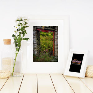 Canvas Wraps - Into the Magical Irish Countryside Canvas Wrap Moods of Ireland