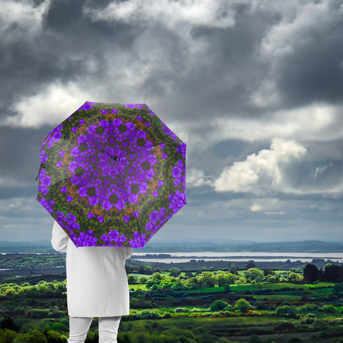 Umbrellas - Purple Paradise Umbrella Moods of Ireland