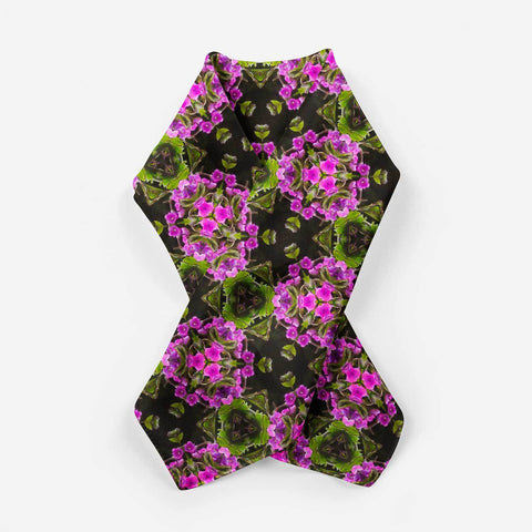 Scarves - Herb Robert Bouquet Scarf Moods of Ireland