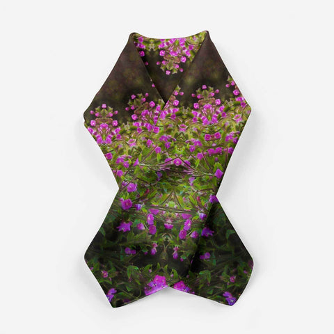 Scarves - Herb Robert Merry-Go-Round Scarf Moods of Ireland