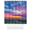 Shower Curtain - Magical Sunrise over Kildysart, County Clare - James A. Truett - Moods of Ireland - Irish Art