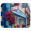 Mousepad - The Old Book Shop, Kinvara, County Galway - James A. Truett - Moods of Ireland - Irish Art