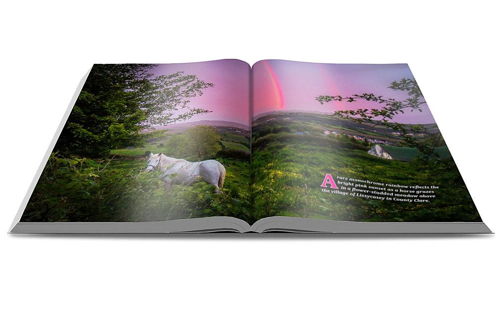 Mystical Moods of Ireland, Vol. II: Enchanted Celtic Skies, Book 2 (Second Edition) Book Moods of Ireland