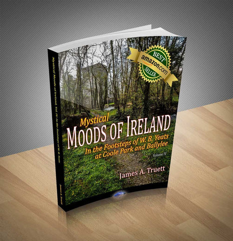 Image of Mystical Moods of Ireland, Vol. IV: In the Footsteps of W. B. Yeats at Coole Park and Ballylee Book Moods of Ireland