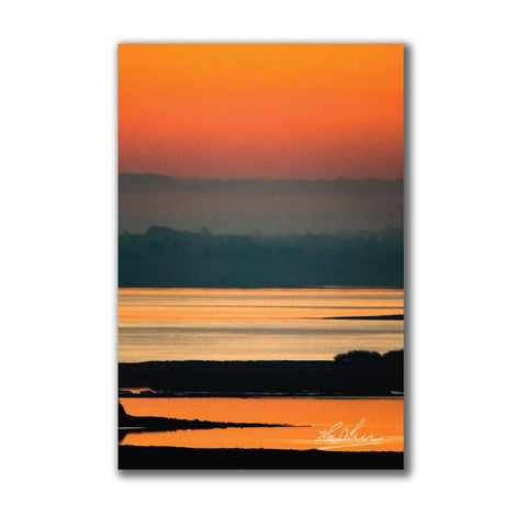 Image of Enchanted Irish Sunrise Print - James A. Truett - Moods of Ireland - Irish Art
