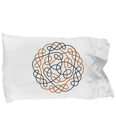 Irish Knot, Celtic Gift, Pillow Case pillowcase Moods of Ireland