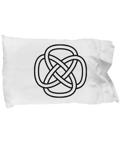 Celtic Knot, Irish Gift, Pillow Case pillowcase Moods of Ireland