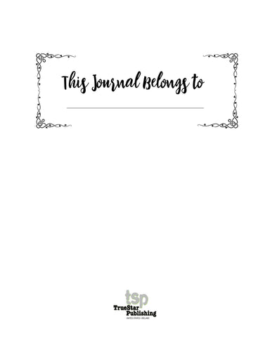 Image of Blooming Irish Countryside Journal, Diary, Notebook