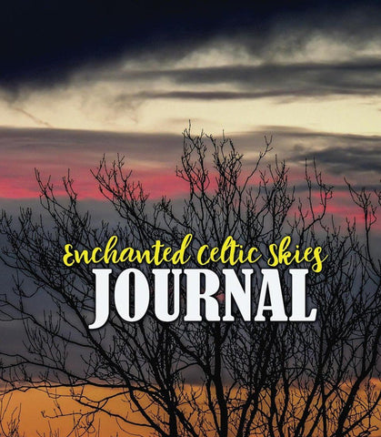 Enchanted Celtic Skies Journal, Diary, Notebook