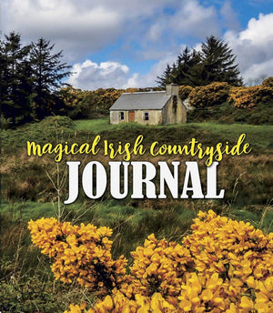 Magical Irish Countryside Journal, Diary, Notebook Book Moods of Ireland