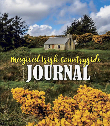 Magical Irish Countryside Journal, Diary, Notebook