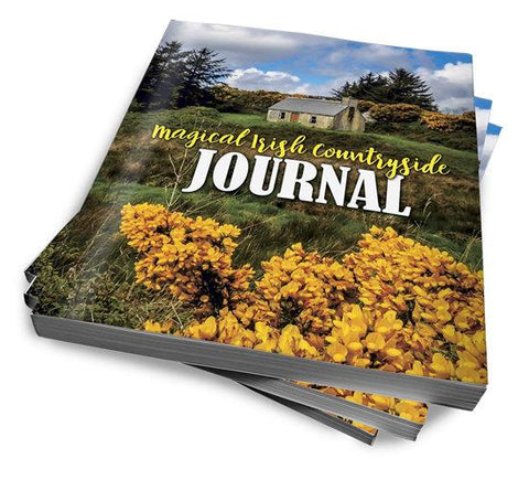 Image of Magical Irish Countryside Journal, Diary, Notebook Book Moods of Ireland