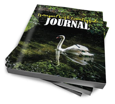 Image of Tranquil Irish Countryside Journal, Diary, Notebook Journal Moods of Ireland
