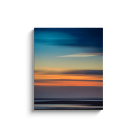 Canvas Wrap - Abstract Irish Sunrise 5 Canvas Wrap Moods of Ireland 20x24 inch