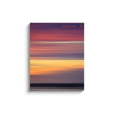 Canvas Wrap - Abstract Irish Sunrise 3 Canvas Wrap Moods of Ireland 24x30 inch