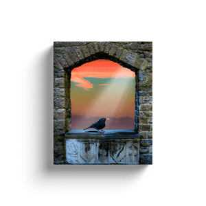 Canvas Wrap - Resurrection Canvas Wrap Moods of Ireland 8x10 inch