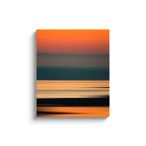Canvas Wrap - Abstract Irish Sunrise 4 Canvas Wrap Moods of Ireland 20x24 inch