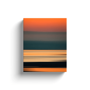 Canvas Wrap - Abstract Irish Sunrise 4 Canvas Wrap Moods of Ireland 8x10 inch