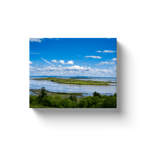 Canvas Wrap - View from Paradise Estate, County Clare - James A. Truett - Moods of Ireland - Irish Art