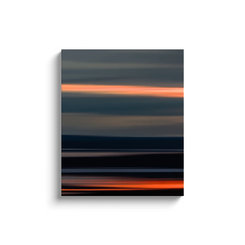 Canvas Wrap - Abstract Irish Sunrise 6 Canvas Wrap Moods of Ireland 20x24 inch