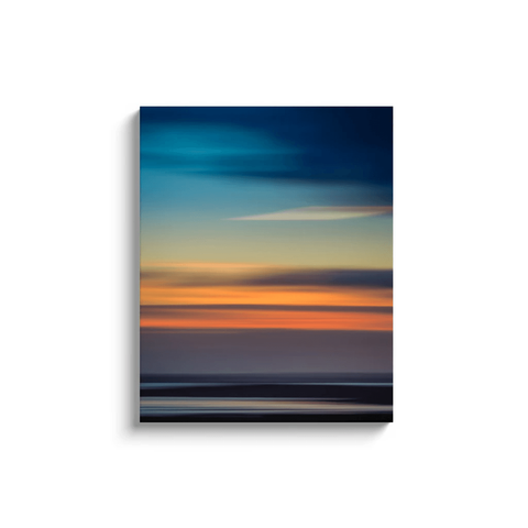 Canvas Wrap - Abstract Irish Sunrise 5 Canvas Wrap Moods of Ireland 24x30 inch