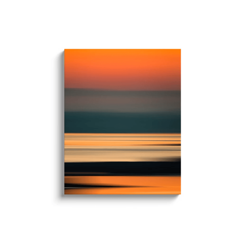 Canvas Wrap - Abstract Irish Sunrise 4 Canvas Wrap Moods of Ireland 24x30 inch