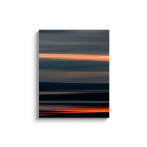 Canvas Wrap - Abstract Irish Sunrise 6 Canvas Wrap Moods of Ireland 24x30 inch