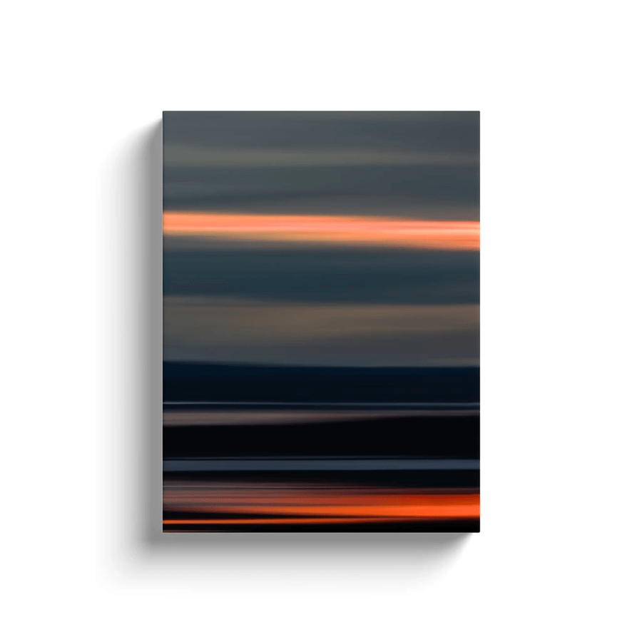Canvas Wrap - Abstract Irish Sunrise 6 Canvas Wrap Moods of Ireland 8x10 inch