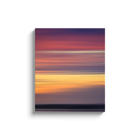 Canvas Wrap - Abstract Irish Sunrise 3 Canvas Wrap Moods of Ireland 20x24 inch